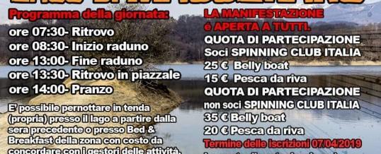 Raduno Nazionale Lago di  Masserano – 14 aprile 2019